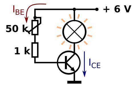 transistor pnp lifier soubor transistor as lifier svg wikiknihy