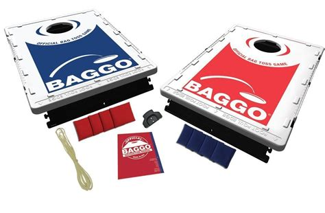 backyard bean bag toss game baggo 2020 the official bean bag toss game portable backyard cornhole ebay