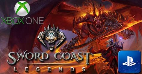 Ps4 Giveaway Gleam - sword coast legends xbox one and ps4 giveaway 4 keys tgg