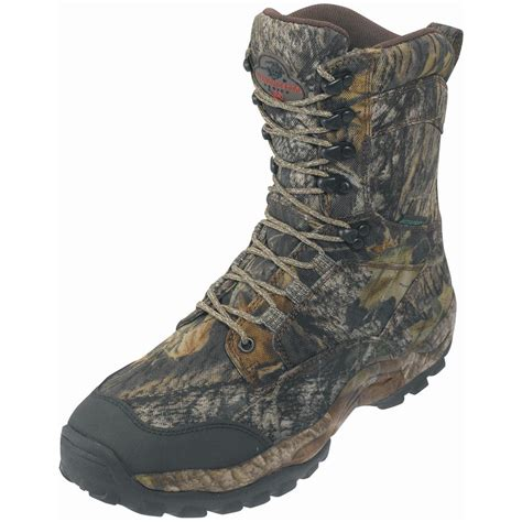 winchester boots pro line 174 winchester 174 series stalker boots mossy