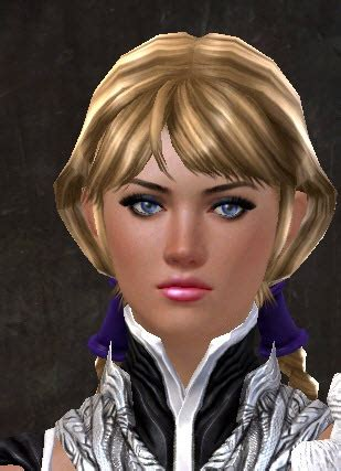 new face options all races male female guild wars 2 female human hair gw2 quality hair accessories