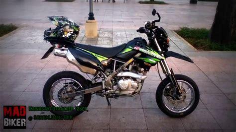 125cc Kawasaki by Kawasaki Dtracker 125cc Thailand Mov