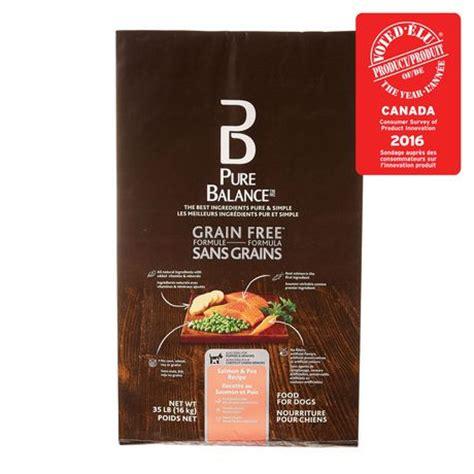 balance salmon food balance salmon pea grain free food 16kg walmart ca