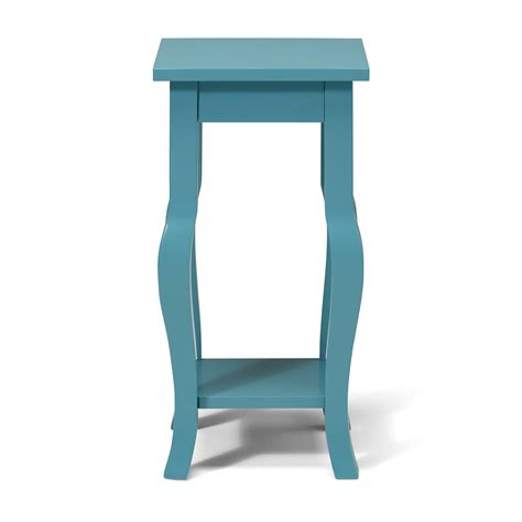 12 inch wide end kate and laurel lillian wood pedestal end table reviews