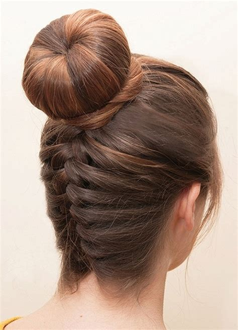 ball hairstyles updo buns 18 tasteful homecoming updos