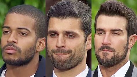 bachelorette season finale rachel  final  men pics hollywood life