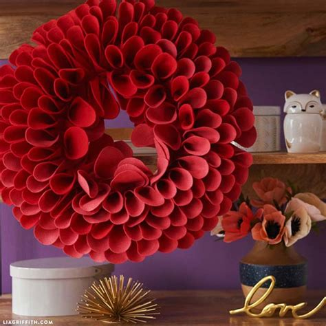 art and craft home decor 30 brilliant red diy room decor ideas diy projects for teens
