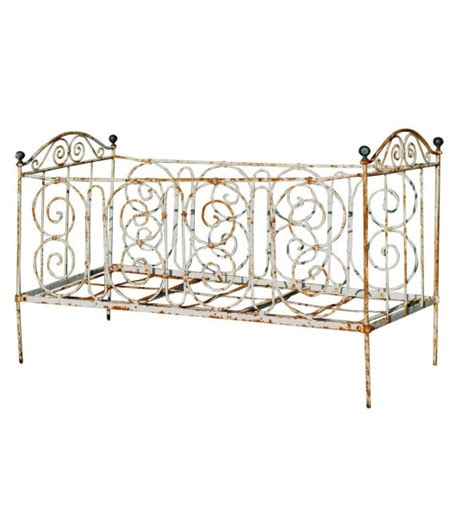 wrought iron baby cribs iron baby crib