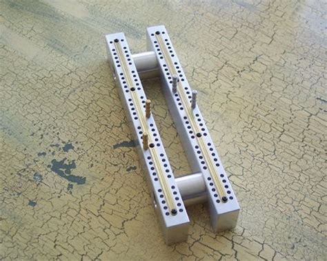 cribbage board templates metal 86 best images about contare i punti on track