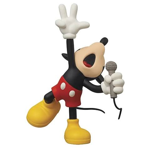 The Images Collection Of Mickey Disney X Roen Mickey Mouse Figure Collection