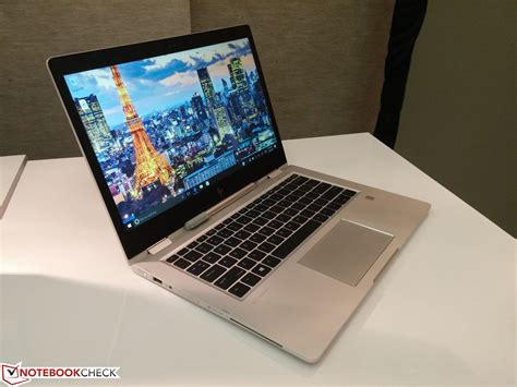 preview hp elitebook x360 takes business for a spin hp elitebook x360 is the world s thinnest 13 inch