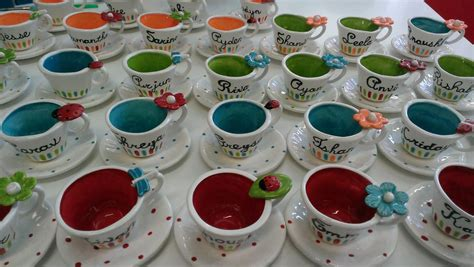 Tea Party Giveaways - tea cups party favors home party ideas