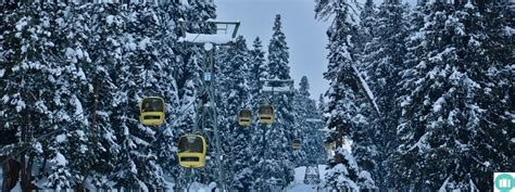 gulmarg gondola in january 2015 youtube why kashmir in india is known as heaven on earth gossip