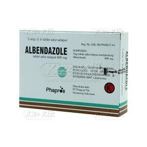 Obat Cacing Albendazole jual beli albendazole 400mg tab k24klik