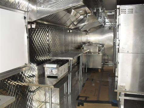 food truck kitchen design food truck interior on pinterest food truck design food