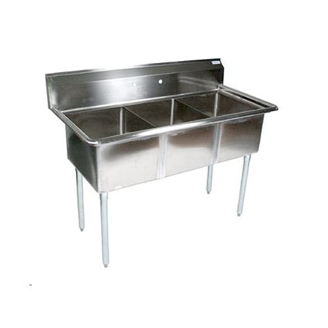 3 compartment sink price buy boos e3s8 1620 12 x stainless steel three
