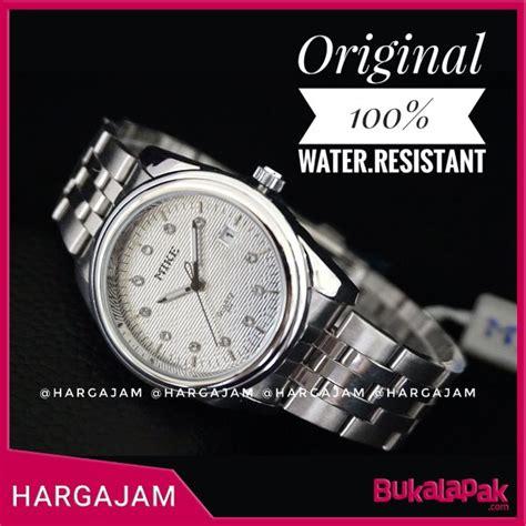 Jam Tangan Anti Air Rantai Wanita Pria Original Bergaransi Mirage 2 jual water resist jam tangan wanita original rantai