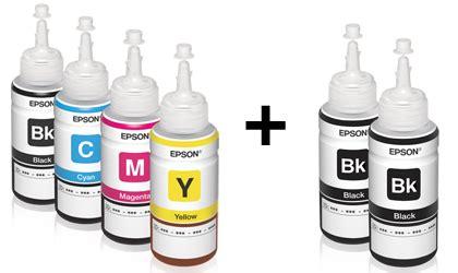 Tinta Dink impresora epson ecotank l355 220v inyecci 243 n de tinta
