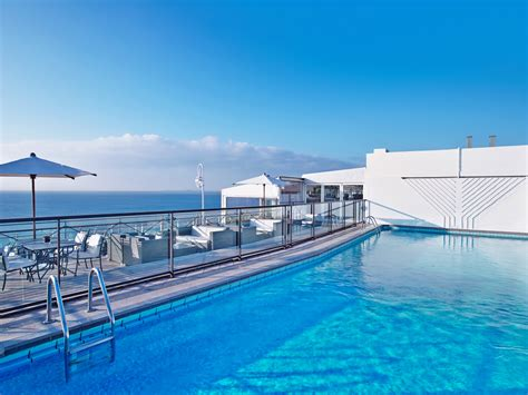nice pool rooftop pool overlooking the mediterranean le meridien
