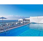 Rooftop Pool Overlooking The Mediterranean  Le Meridien