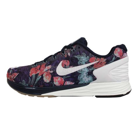 nike floral running shoes wmns nike lunarglide 6 photosynth floral photosynthesis