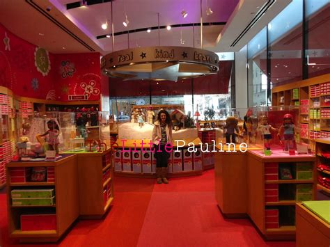 what stores sell american dolls thelittlepauline american place in new york city