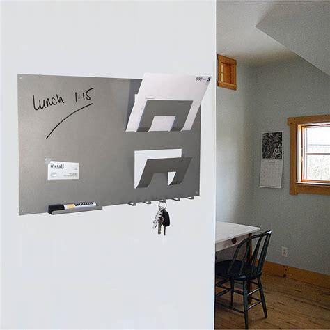 Designer Coat Hooks magnetic memo board letter rack and key hook by the metal