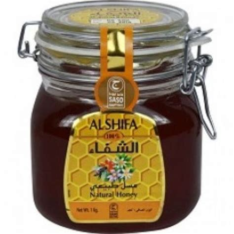 Al Shifa Acacia Honey 125gr al shifa honey 1kg jams jelly cheese