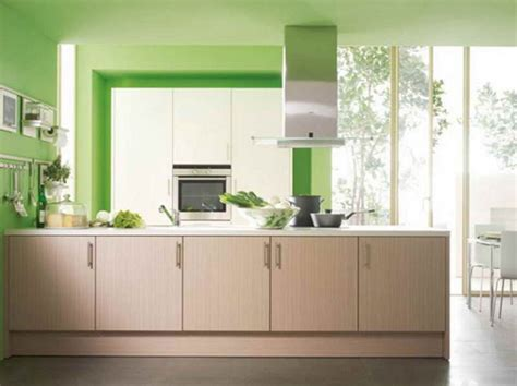 color ideas for kitchen walls with green color freshouz
