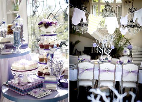 elegant themed events kara s party ideas pretty purple girl elegant baby shower