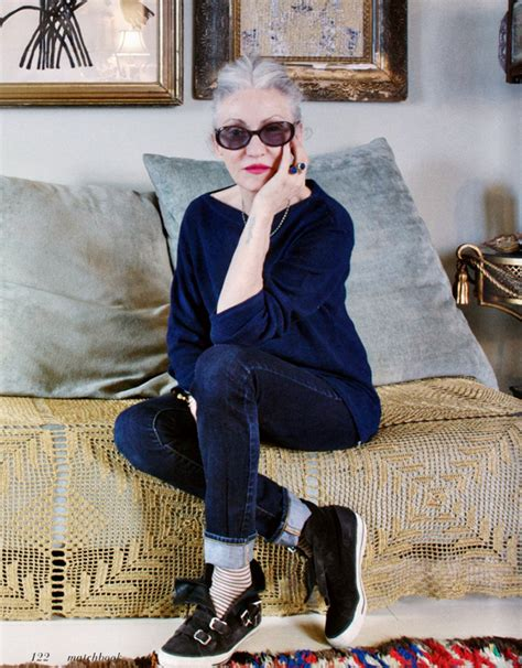 Old And Stylish | the parlor park city linda rodin