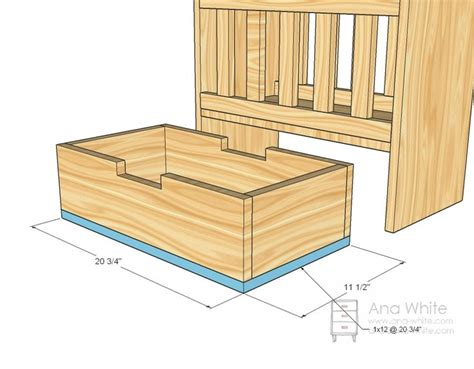 Baby Doll Crib Plans by White Build A S Doll Crib Free And Easy Diy