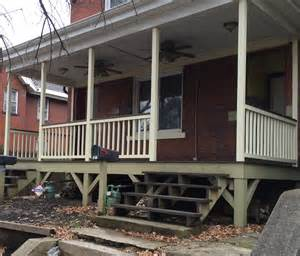 how to build a handrail how to build a handrail for your porch safer stairs in 3