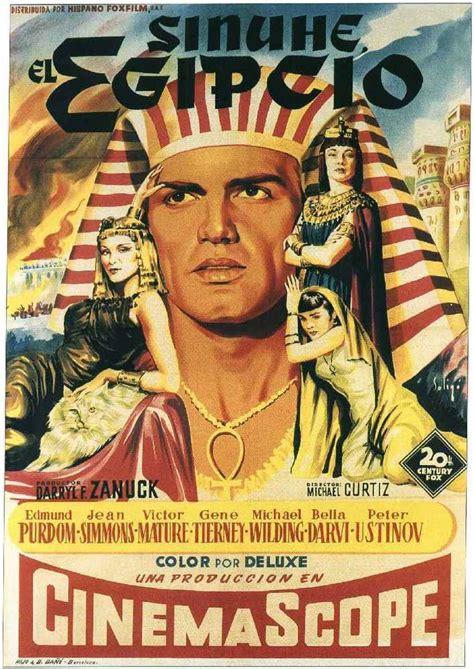 sinuhe el egipci en sinuh 233 el egipcio pelicula cineol