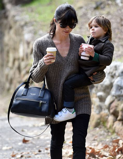 Marc Selma Blair With Marc Sweet Handbag by The Many Bags Of Part 2 Purseblog