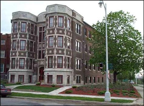 Southwest Housing Solutions by Apartments 250 W Grand Blvd Detroit Mi