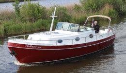 motorboot geschikt voor waddenzee motorboot huren in friesland ottenhome heeg verhuur