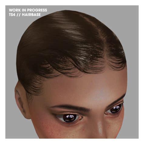 sims 4 baby hair edges sims 4 baby hair edges mod the sims cherub curly hair