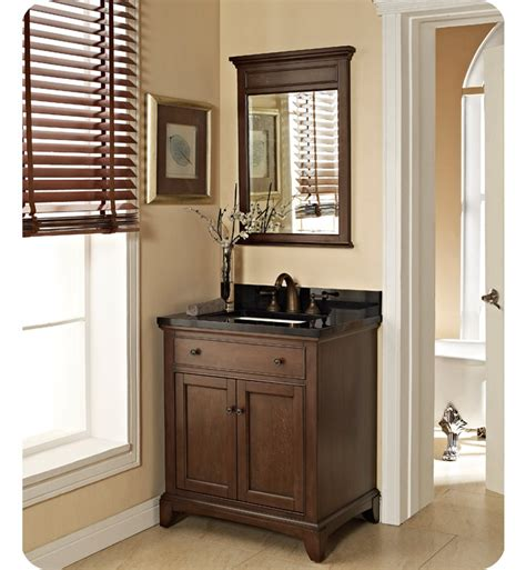 Fairmont Designs Bathroom Vanities Fairmont Designs 1503 V30 Smithfield 30 Quot Modern Bathroom Vanity In Mink
