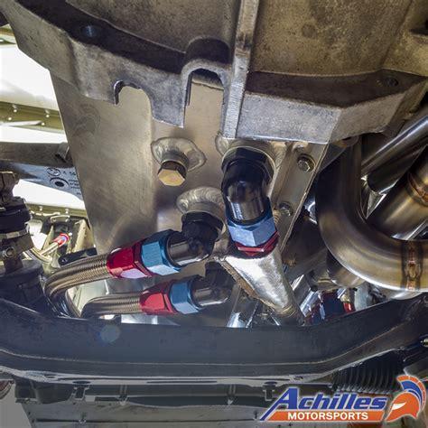 what is l oil achilles motorsports dry sump oil pan bmw m50 m52 m54