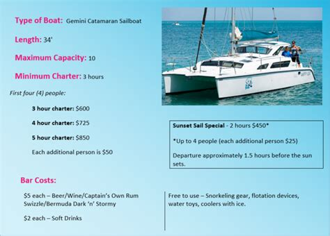 bermuda catamaran sail 34 catamaran charters thinking of bermuda