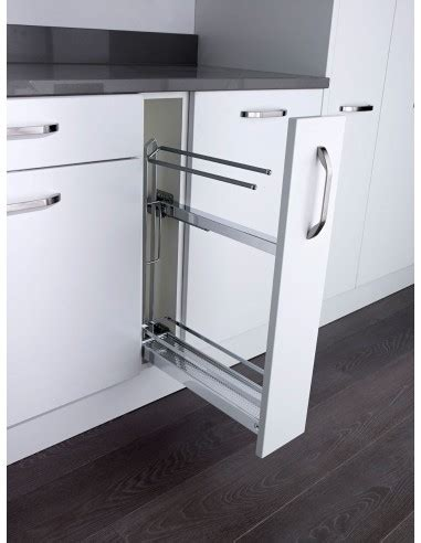 kesseböhmer base cabinet pull out storage kessebohmer narrow towel base pull out storage