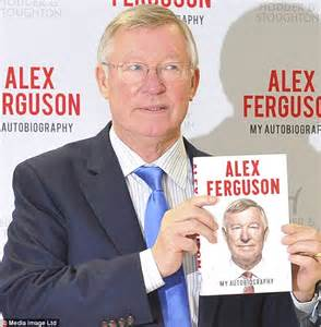 sir alex ferguson chions inner toughness of david moyes begins reading sir alex ferguson s