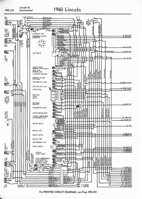 Lincoln Town Car Original Wiring Diagrams Pictures