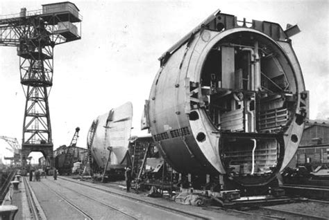 submarine sections submarine history 1945 2000 a timeline of development
