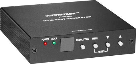 hdmi pattern generator 1080p tv one 1t tg 620 hdmi test pattern generator full compass