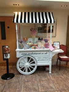 Make It Sweet Retro Cart For Maidstone Wedding