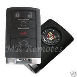 Cadillac Cts Remote New 2013 2012 2011 2010 Cadillac Cts Dts Sts Keyless