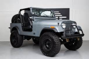 Jeep Cj Jeep Cj7 Photos Informations Articles Bestcarmag