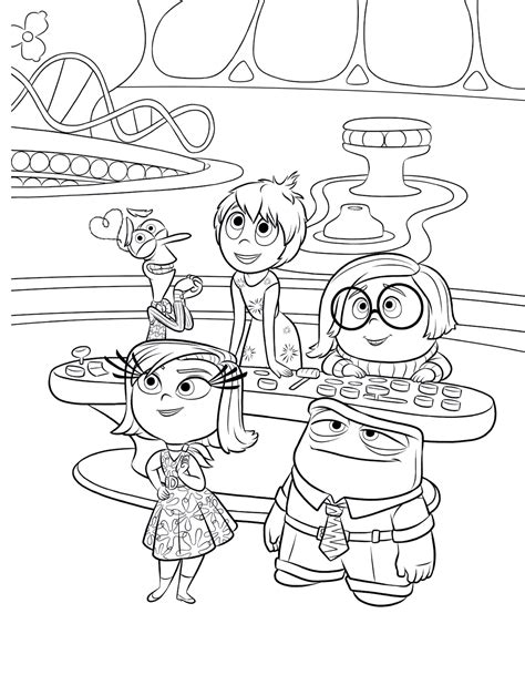inside out coloring pages games inside out coloring book games inside out games kids